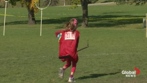 September 22 Update: Quidditch, childhood exercise