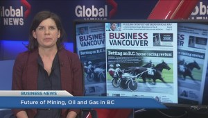 BIV: Furture of mining, oil and gas in B.C.