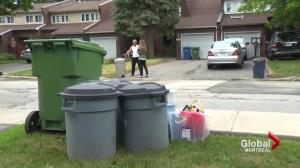 Pointe-Claire trash problems