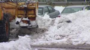 East coast prepares for 'potentially historic' blizzard