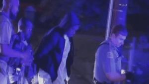 DC mansion murder suspect arrested