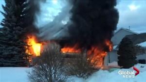 Vernon house fire