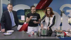 Saturday Chefs: Chef Dez's Chicken & Sausage Gumbo
