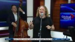 Jazz artist Heather Bambrick performs Get Happy on The Morning Show