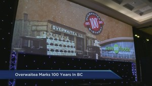 Jim Pattison on Overwaitea Foods' 100th Anniversary