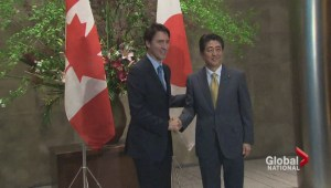 Trudeau, fellow G7 leaders to focus on economic growth during Japan summit