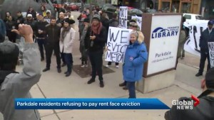 Toronto tenants who went on rent strike over apartment conditions facing eviction