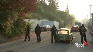 German police raid home of suspected bomb attacker