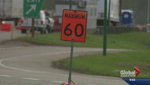 Saskatoon police crackdown on speeders in construction zones