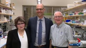 Stroke survivor says he has Saskatchewan doctor to thank for second chance