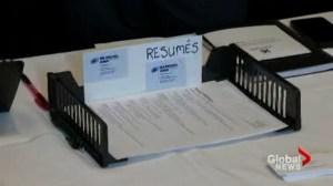 Canadian job market better but still challenging