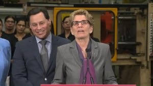 Poll sees Wynne's approval rating slip to 20 per cent