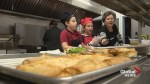 Young chefs give Calgarians a taste of Greek traditions