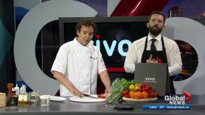 Vivo Ristorante shares a recipe for caprese salad