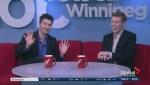 Daryn Jones makes Winnipeg laugh