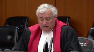 Vader verdict: Judge concludes Vader's motivation was to steal McCanns' property