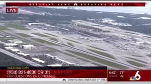 Suspicious bag found at Fort Lauderdale airport to be detonated: report