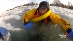 Ice safety tips for frozen lakes