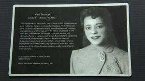 Who is notable Canadian Viola Desmond?