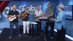 Papa Mambo performs on Global News Morning