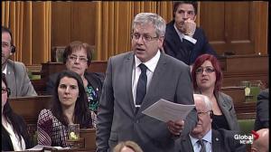 NDP challenges Senate business