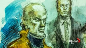 The man accused of shooting Toronto lawyer J. Randall Barrs makes first court appearance