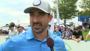 NHL forward Cal Clutterbuck finds familiar surroundings at 2017 RBC Canadian Open