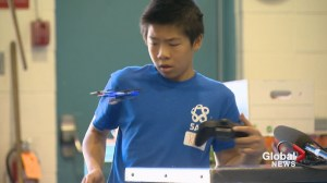Calgary kids enjoy SAIT drone camp