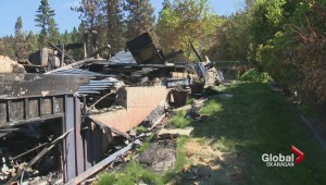 A look at how residents in Lake Country are coping one month after a fire swept through their neighborhood