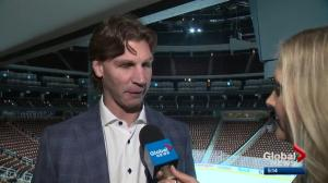 Ryan Smyth relives Oilers playoff memories