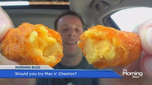 Deep fried macaroni and cheese is Burger King's new invention