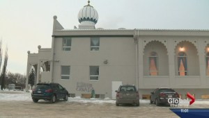 Mill Woods gurdwara vandalized