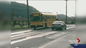 Local bus drivers applaud stiffer fines for failing to stop for school buses