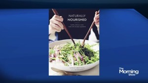 Holistic nutritionist Sarah Britton's new book, 'Naturally Nourished'