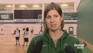 2 all-stars on Sask. Huskies basketball team