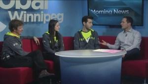 Team Toba preps for Canada Games