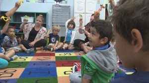 Musiktanz brings music and movement to inner city daycares