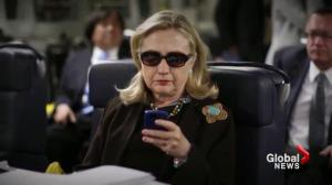 Watchdog report on Hillary Clinton's emails couldn't come at a worse time
