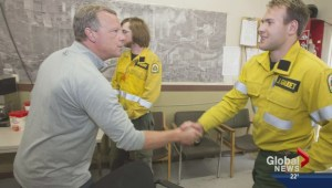 Help on the way for firefighters battling Sask. wildfires