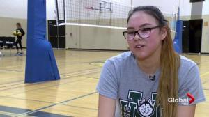 La Loche, Sask. volleyball player pursues dream all the way to NAIG