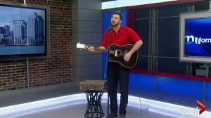 Corey Isenor Performs