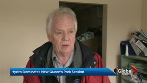 Toronto senior living winter without hydro