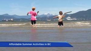 Affordable Summer activities for kids in B.C.