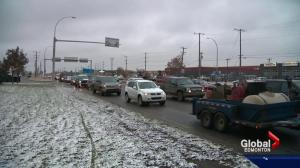 Notley government announces willingness to help pay for Yellowhead Trail makeover