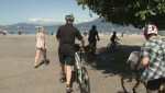 Vancouver cycling advocate says seawall is unsafe
