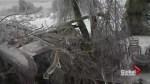 2 dead, 2 in hospital in wake of devastating New Brunswick ice storm