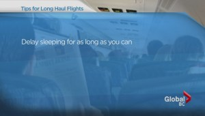 Travel: Tips for long haul flights
