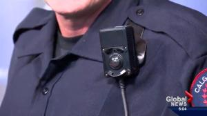 Body-worn cameras on agenda at Calgary Police Commission meeting