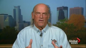 The U.S. presidential election is a joke: Ventura