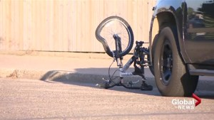 How a young Alberta boy's bike accident started a conversation about safety